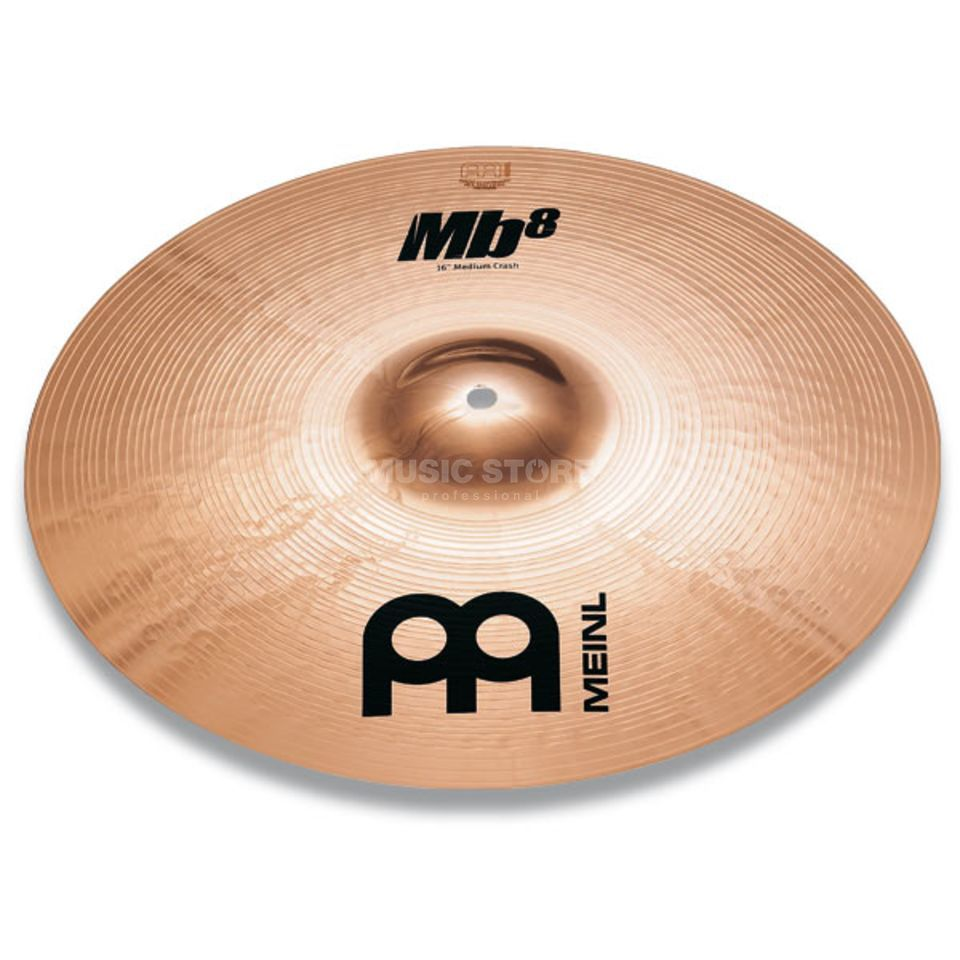 "Meinl MB8 Heavy Crash 20"", MB8-20HC-B, Brilliant Finish Produktbild"