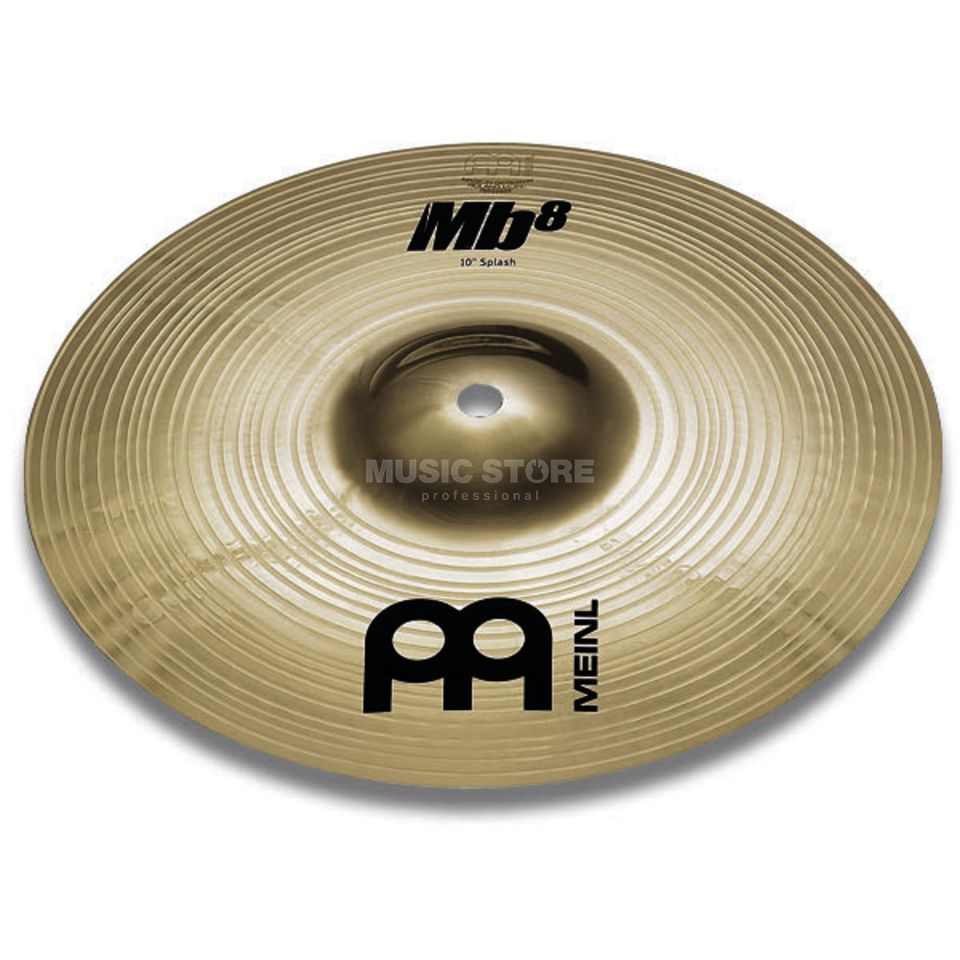 "Meinl MB8 Splash 12"", MB8-12S-B, Brilliant Finish Produktbillede"