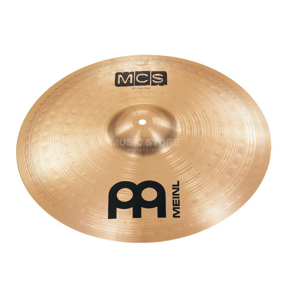 "Meinl MCS Crash-Ride 18"", MCS18CR Produktbild"