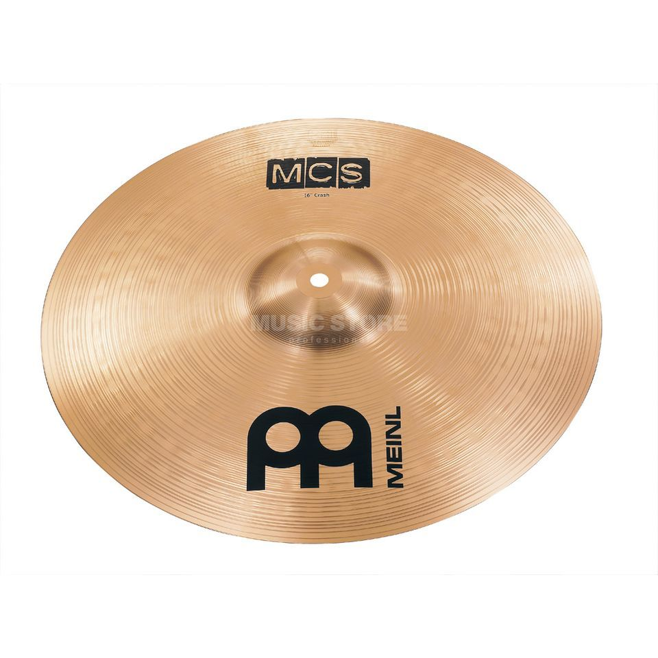 "Meinl MCS Medium Crash 16"", MCS16MC Product Image"