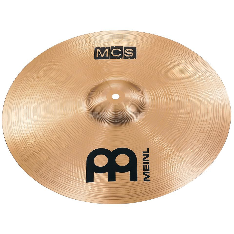 "Meinl MCS Medium Crash 18"", MCS18MC Product Image"