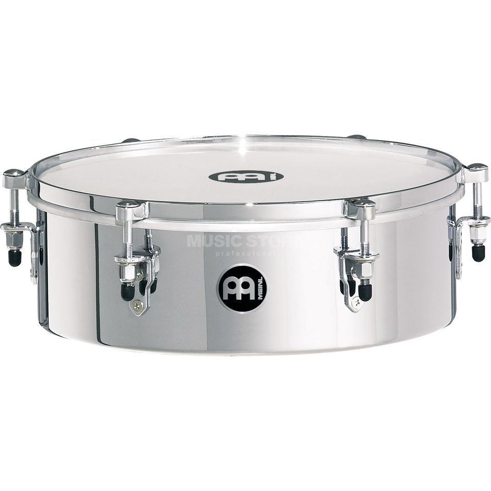 "Meinl MDT13CH Drummer Timbale 13"" Chrome Finish Product Image"