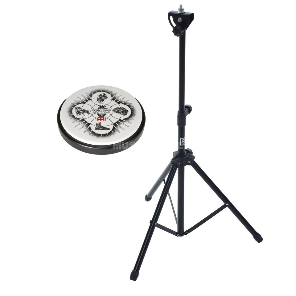 MEINL MPP-6-BG Pad + Stand- Set Productafbeelding