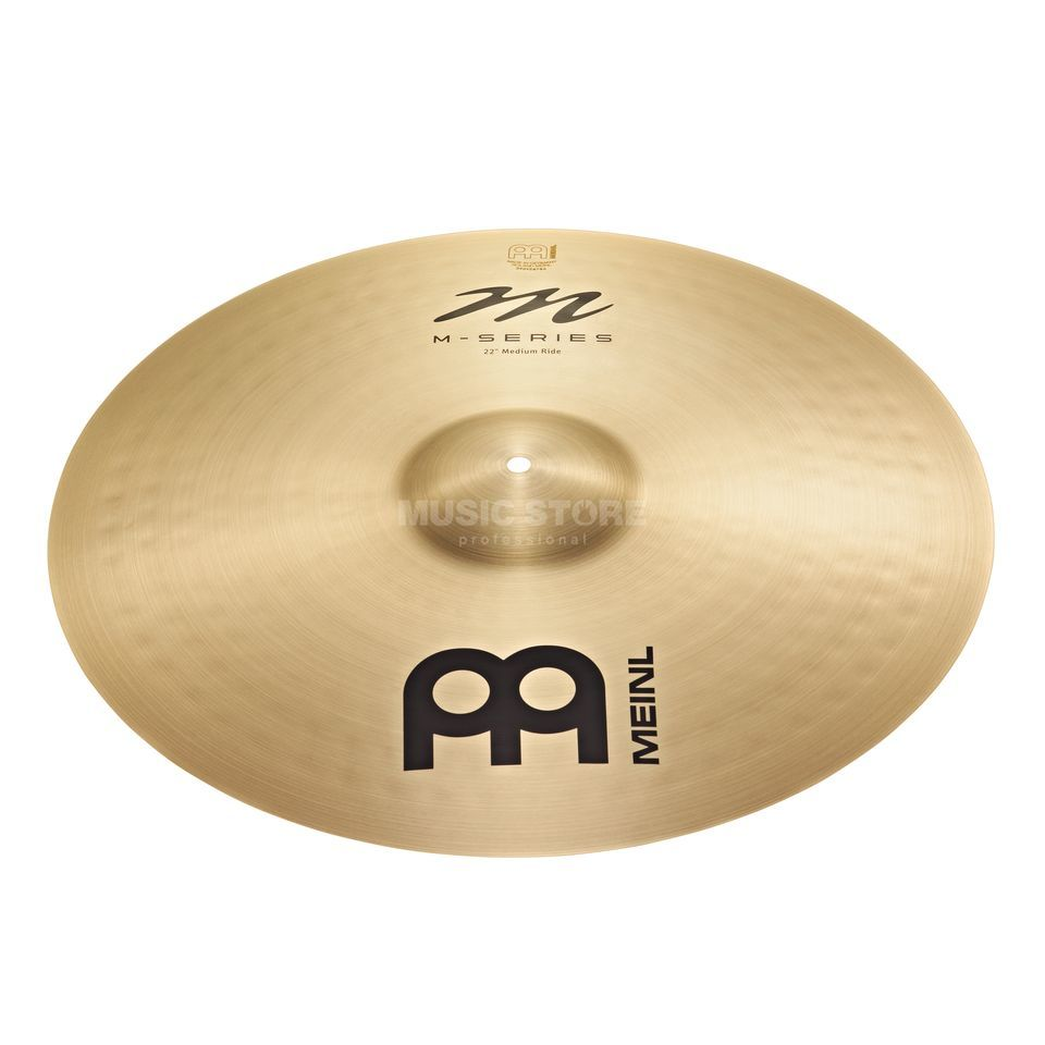 "Meinl MSeries Medium Ride 20"", MS20MR Produktbillede"
