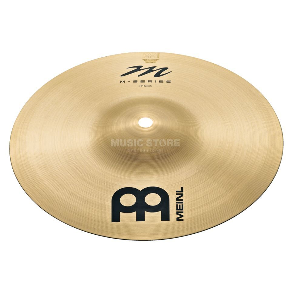 "Meinl MSeries Splash 10"", MS10S Produktbillede"