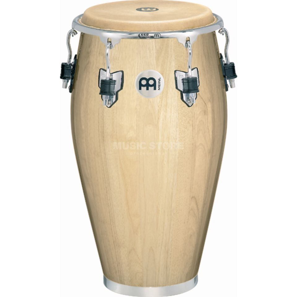 "Meinl Professional Conga MP1212, 12 1/2"" Tumba, Natural, B-Stock Product Image"