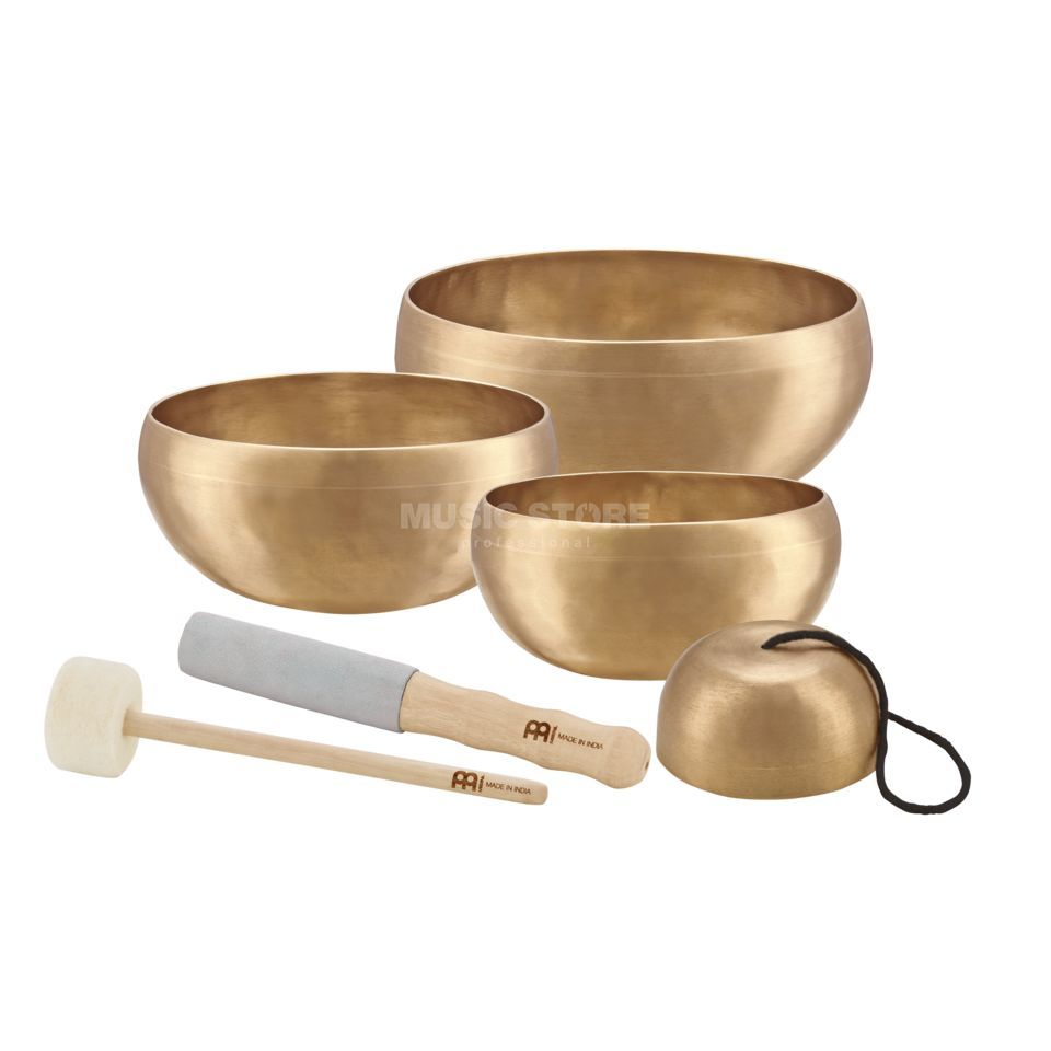 Meinl Singing Bowl Set SB-C-2700, Cosmos Series Produktbillede