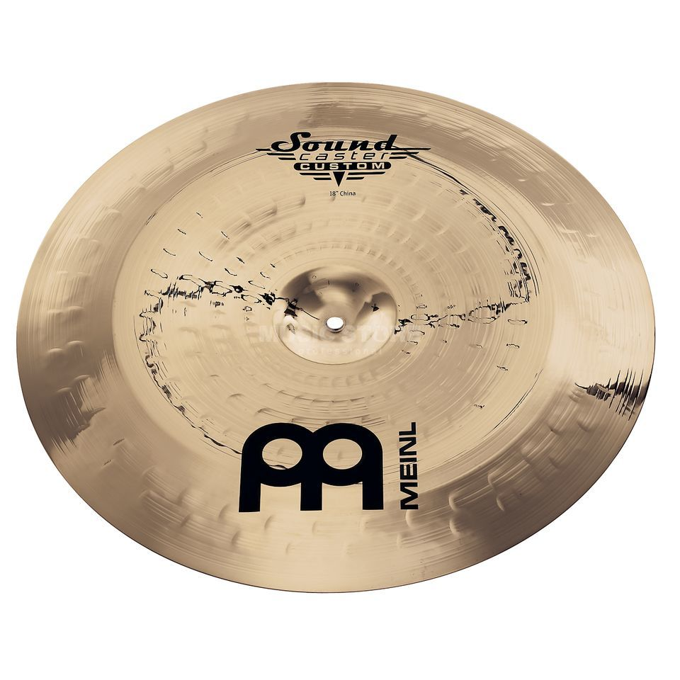 "Meinl SoundCaster Custom China 16"" SC16CH-B Productafbeelding"