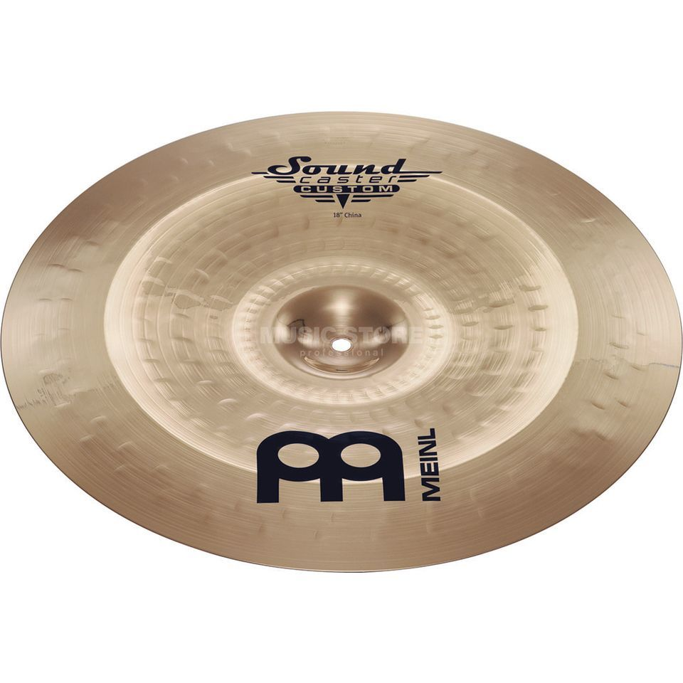 "Meinl SoundCaster Custom China 18"" SC18CH-B Изображение товара"