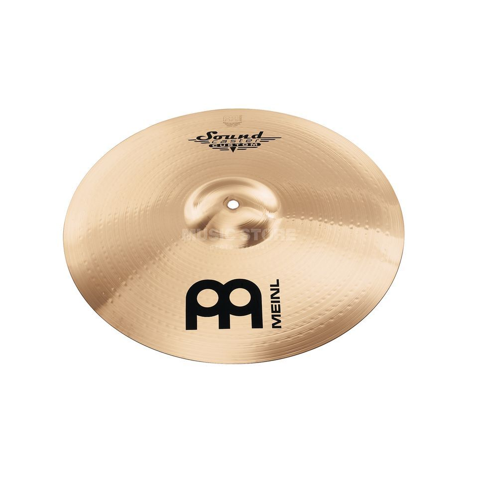"Meinl SoundCaster Custom Crash 15"" SC15MC-B, Medium Produktbillede"