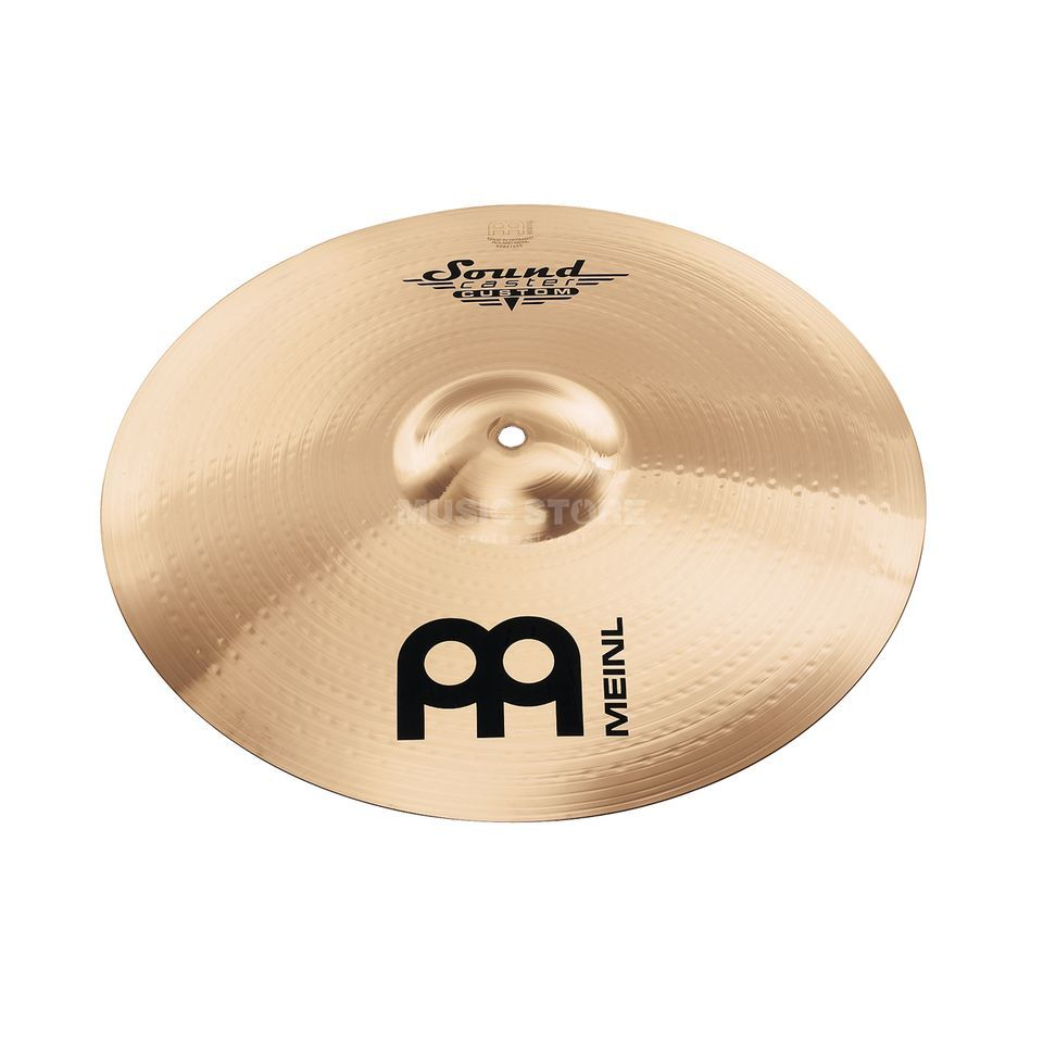 "Meinl SoundCaster Custom Crash 16"" SC16MC-B, Medium Produktbillede"