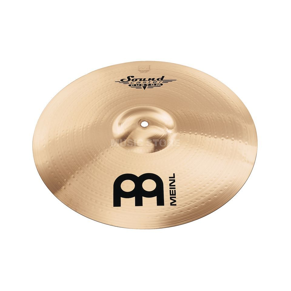"Meinl SoundCaster Custom Crash 16"" SC16TC-B, Thin Produktbillede"