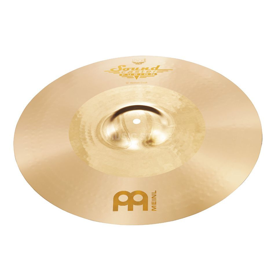 "Meinl SoundCaster Fusion Crash 17"", SF17MC, Medium Image du produit"