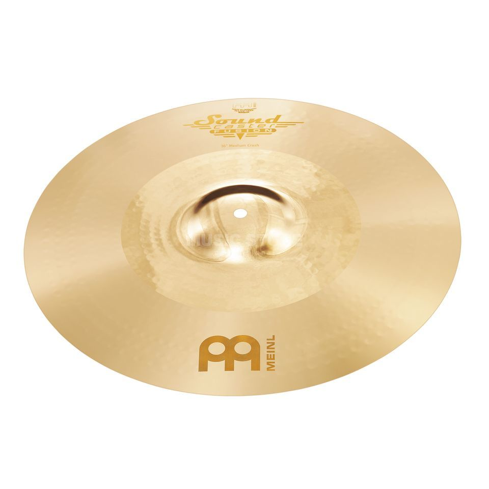 "Meinl SoundCaster Fusion Crash 18"", SF18PC, Powerful Product Image"