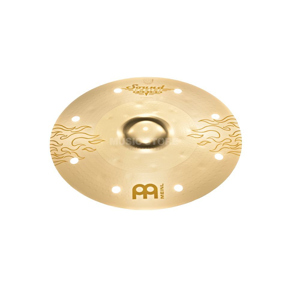 "Meinl SoundCaster Fusion Crash 18"", SF18TRC, Trash Produktbillede"