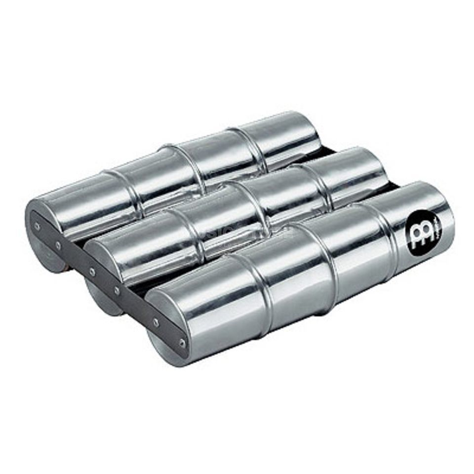 Meinl SSH3-M Triple Shaker Aluminium Medium Product Image