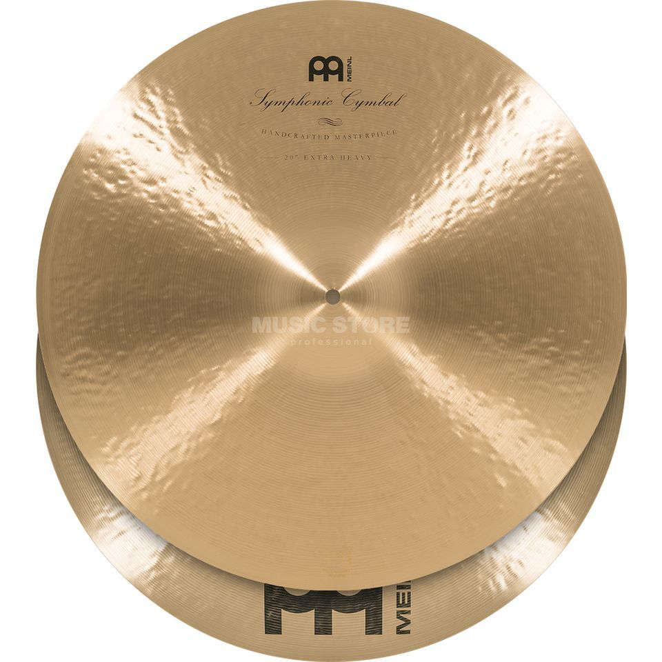 "Meinl Symphonic Cymbals 20"", Extra Heavy, SY-20EH Produktbillede"