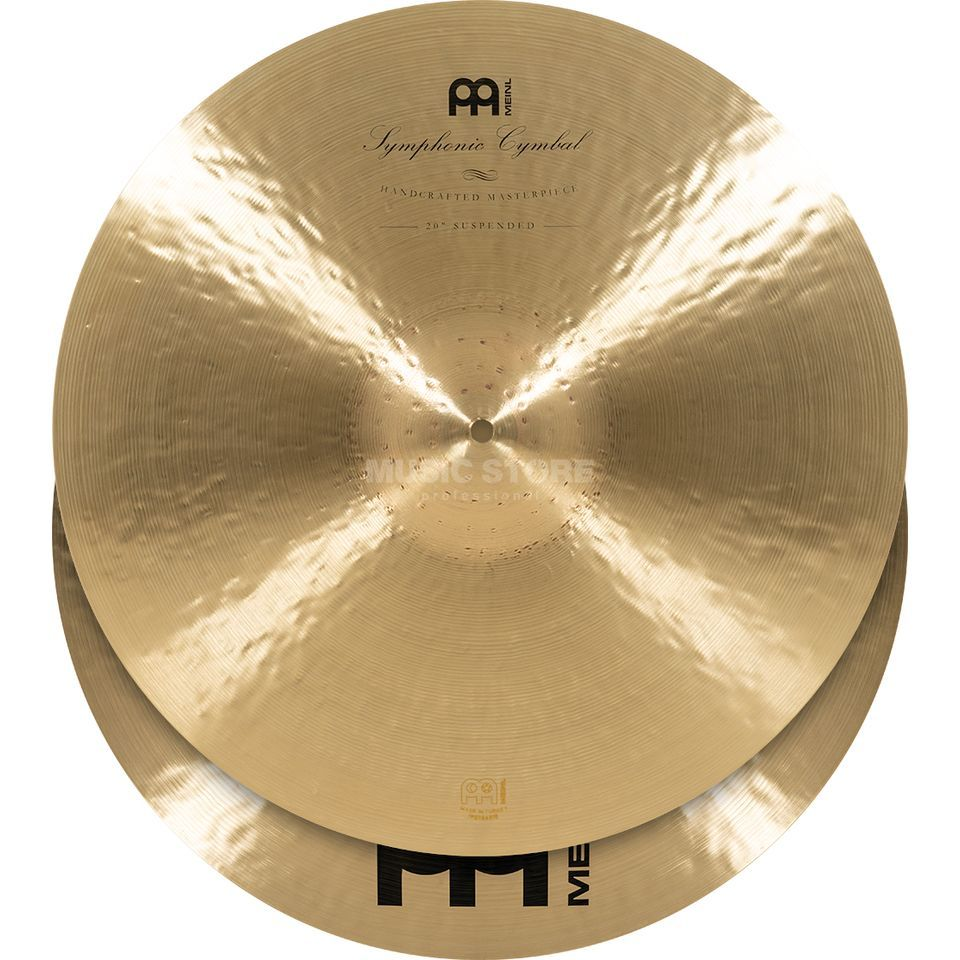 "Meinl Symphonic Cymbals 20"", Thin, SY-20T Produktbillede"