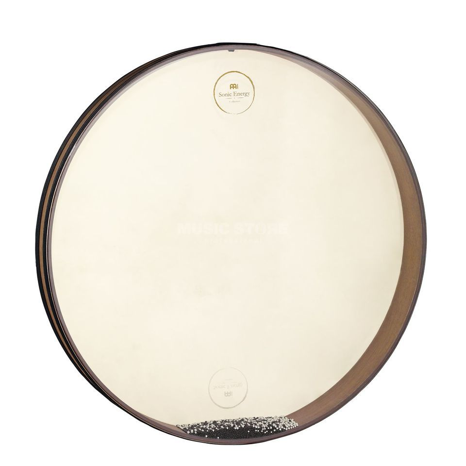 "Meinl Wave Drum 22"", Walnut Brown Product Image"