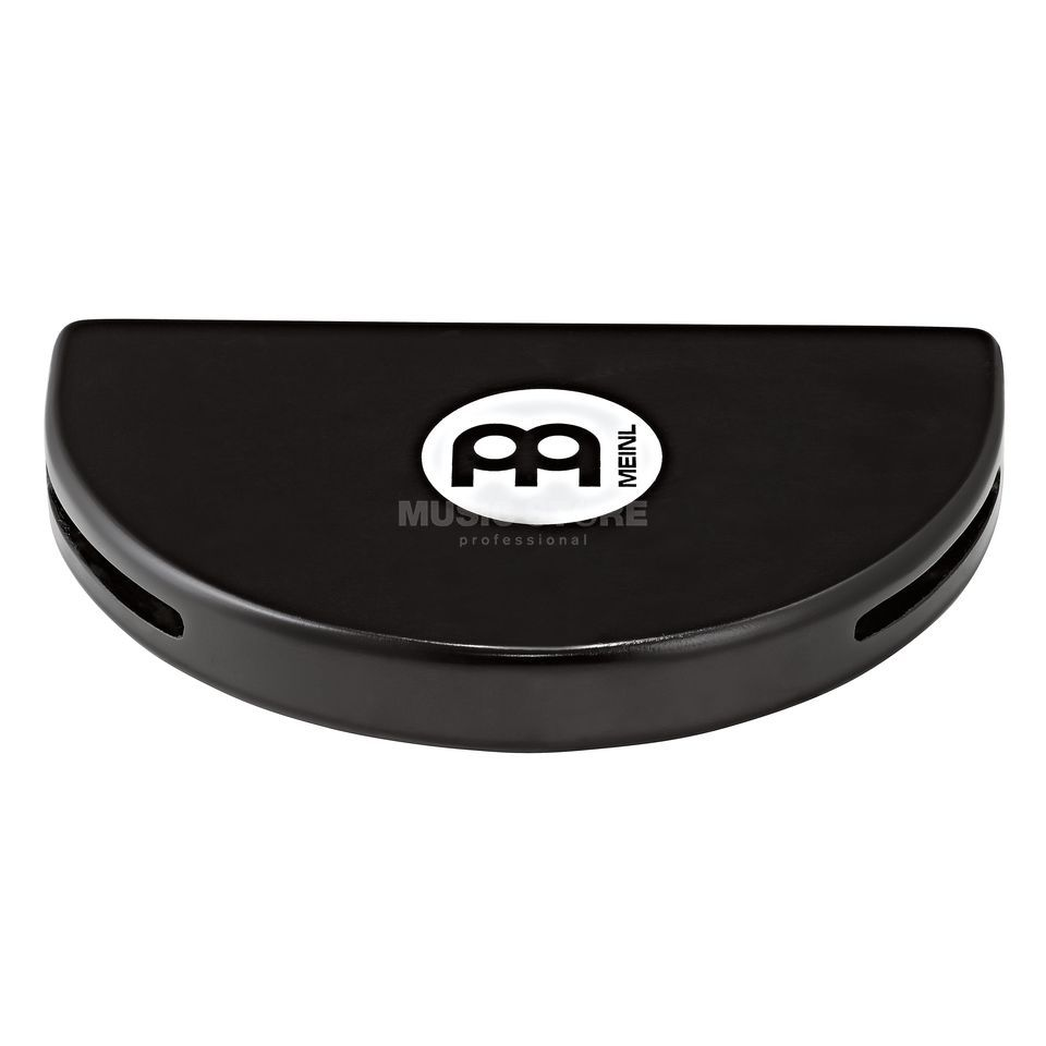 Meinl Wood Side Snare WSS1BK, Black Produktbild