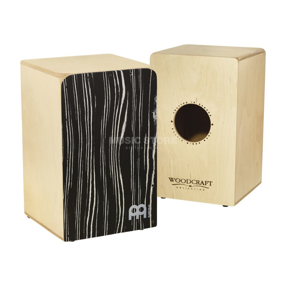 Meinl Woodcraft Cajon WCAJ300NT-SO, Striped Onyx Produktbild
