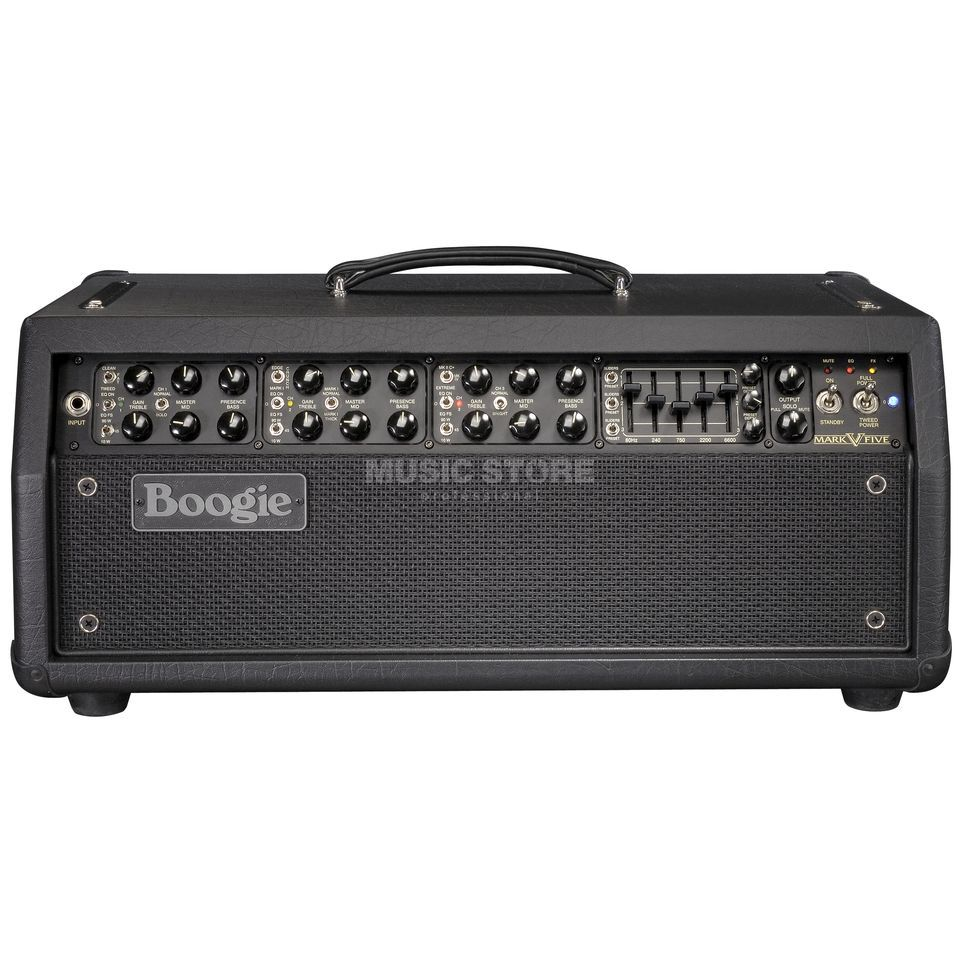 Mesa Boogie Mark V Medium Valve Guitar Amp  Head   Produktbillede