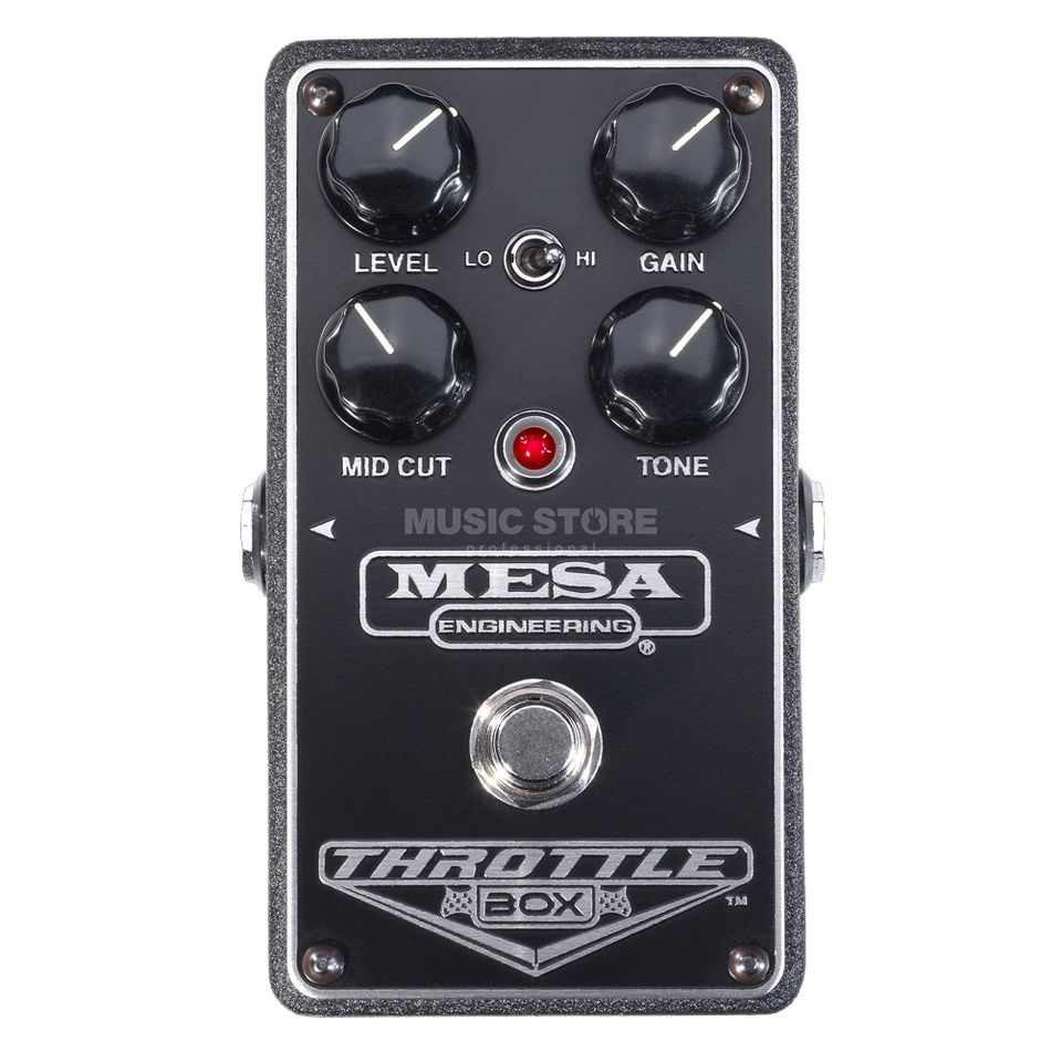 Mesa Boogie Throttle Box Distortion Produktbild