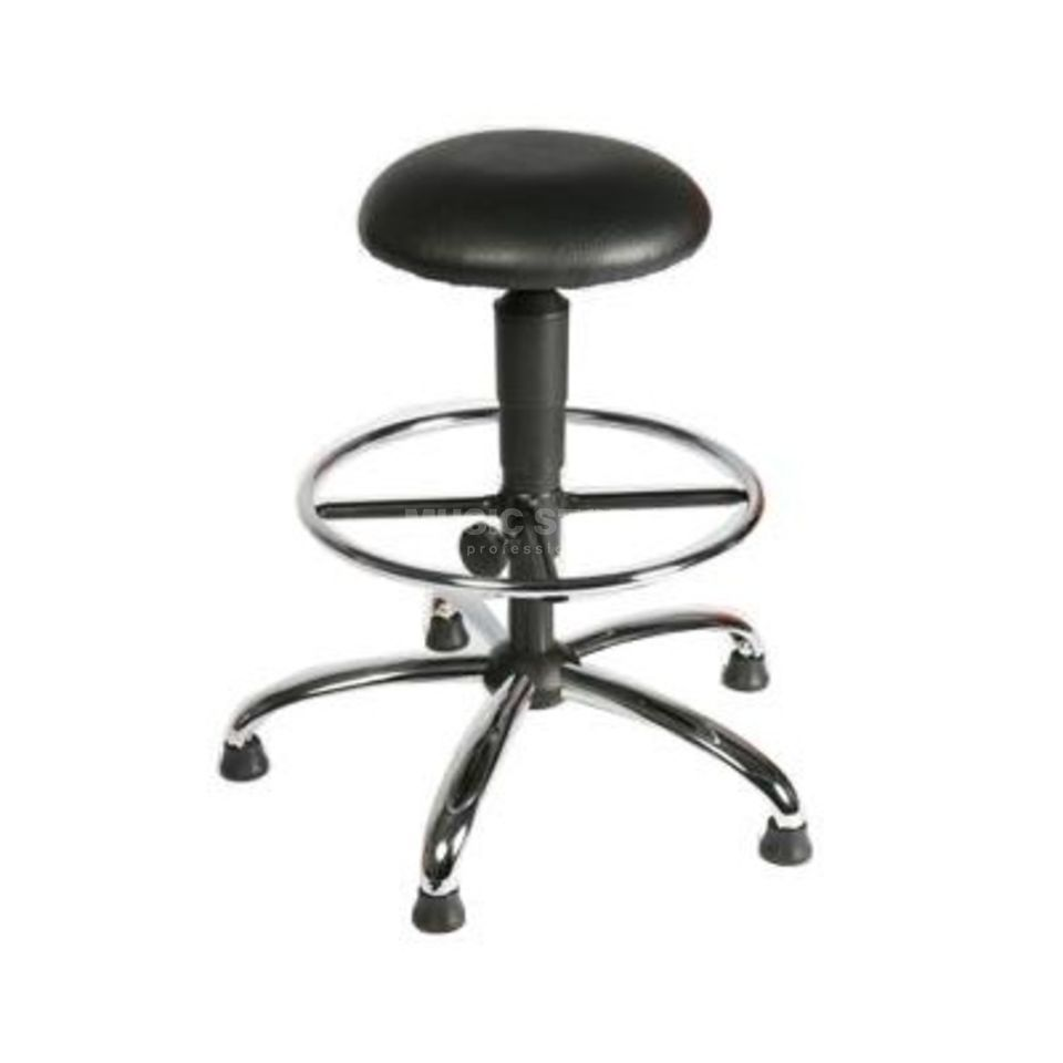 Mey Chair Systems Hocker A18-H-KL-FR5/11-34 Black Produktbillede