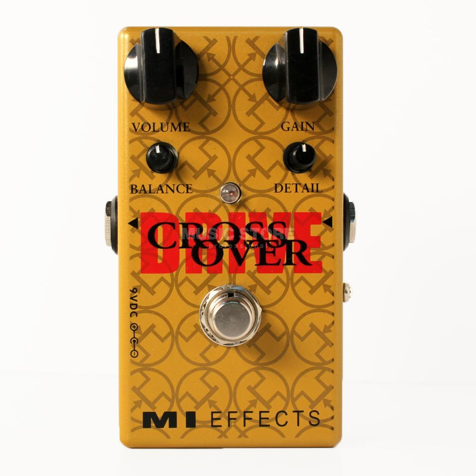 MI Audio Cross Over Drive Produktbillede