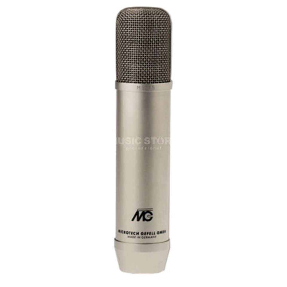 Microtech Gefell M 92.1S Tube Microphone Produktbillede
