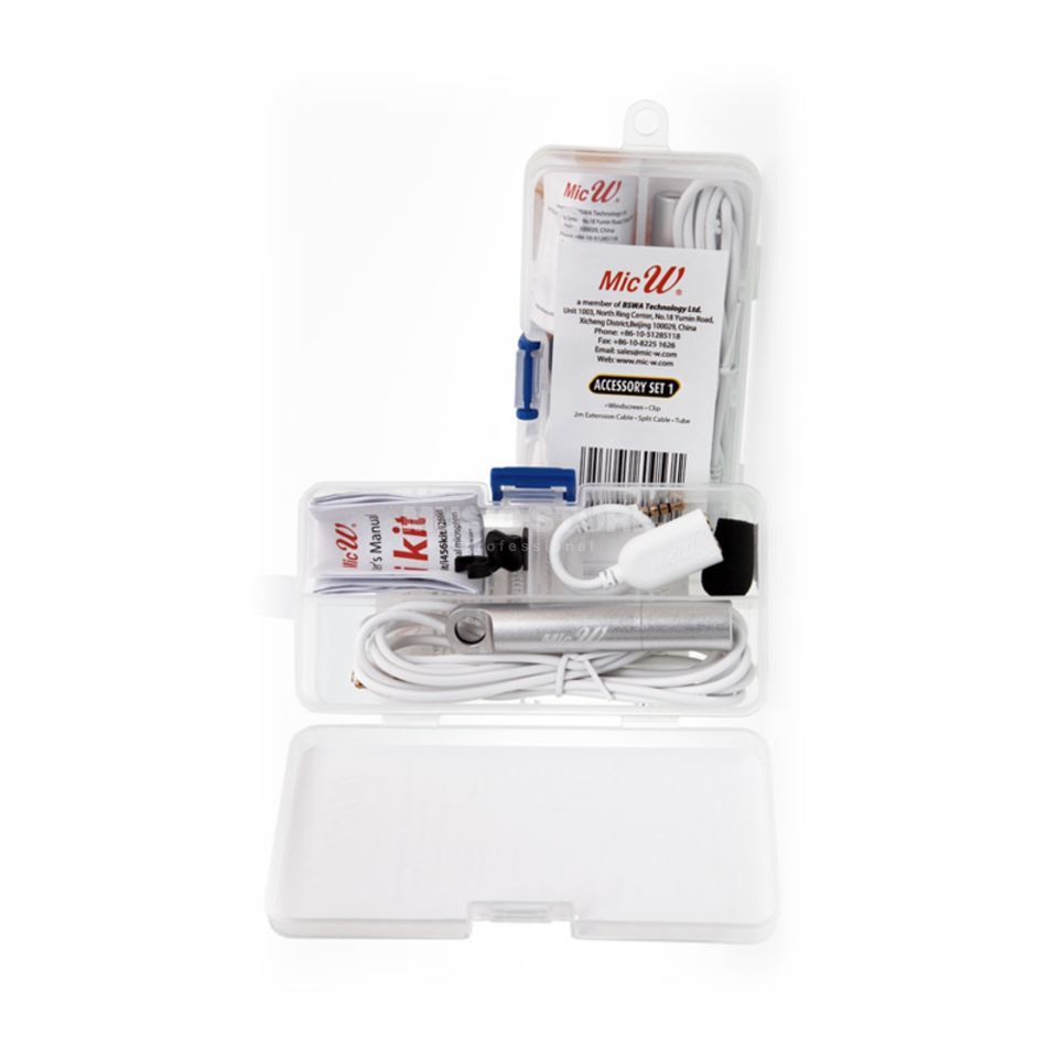 micW Accessories Set 1 for i-Series  Produktbillede