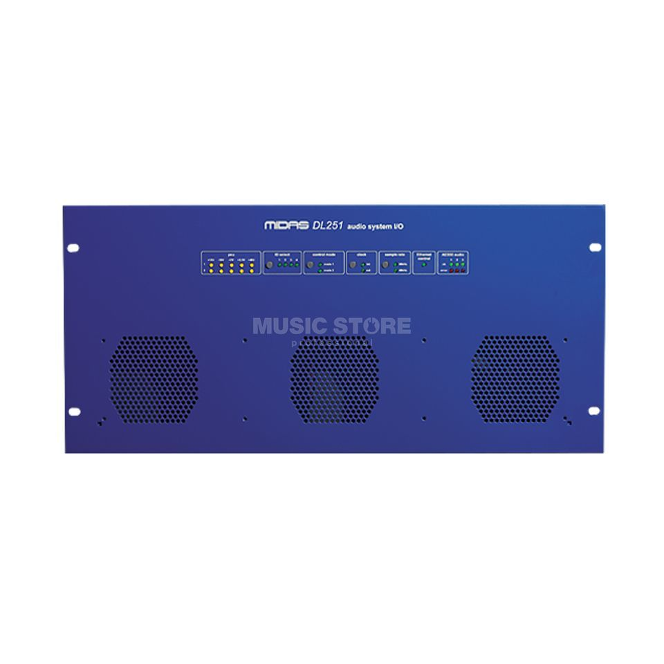 Midas DL251 Stagebox Produktbillede