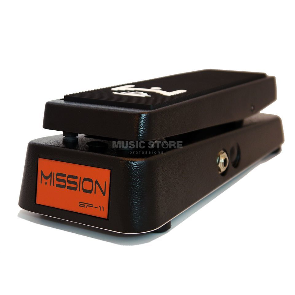 Mission Engineering EP-11-BK Expression Pedal Eleven Rack B-Stock Produktbild