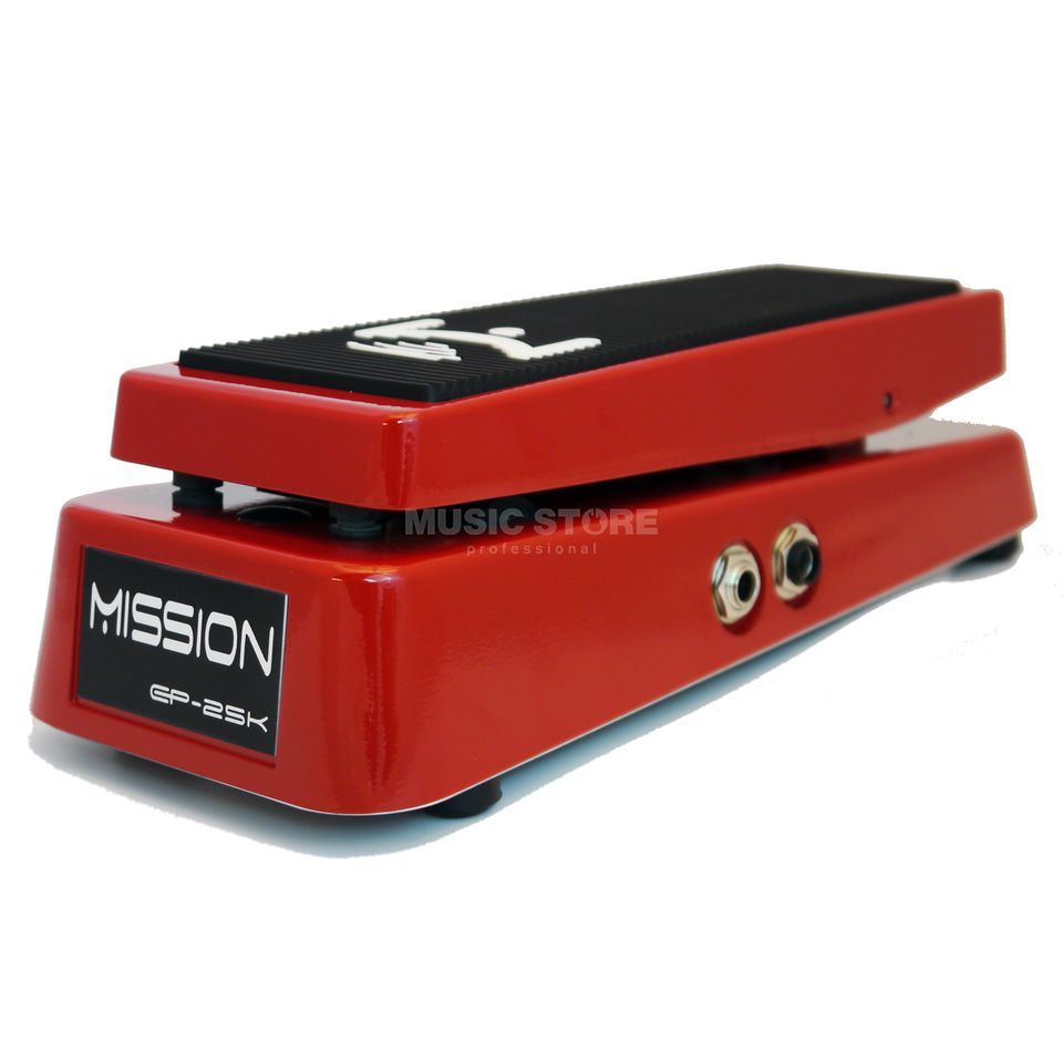 Mission Engineering EP-25K-RD Expression Pedal f. Strymon, TC Electronic etc. Produktbild