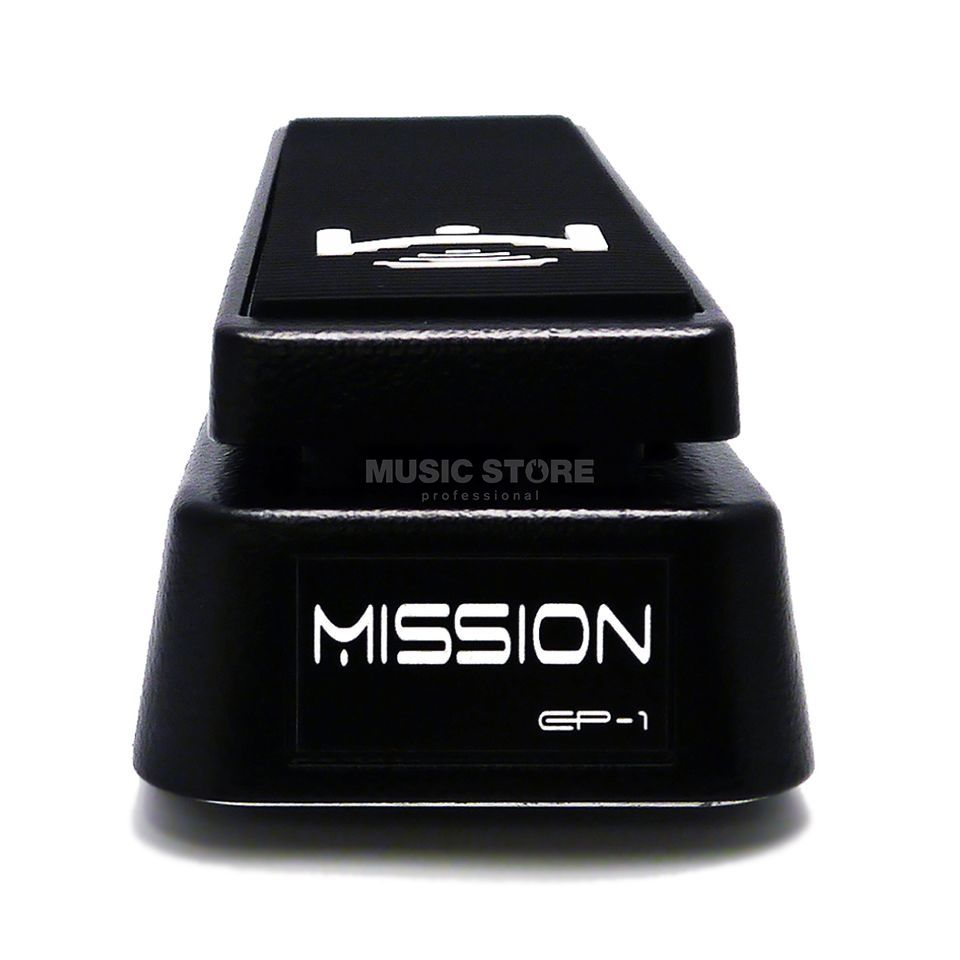 Mission Engineering EP1-BK Expression Pedal Black B-Stock Produktbild
