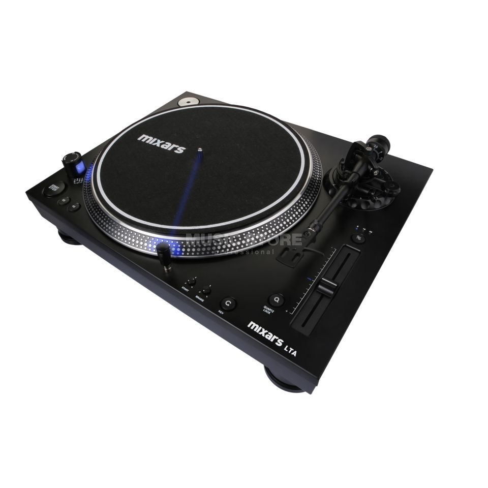 mixars LTA High Torque Scratch Turntable Produktbillede