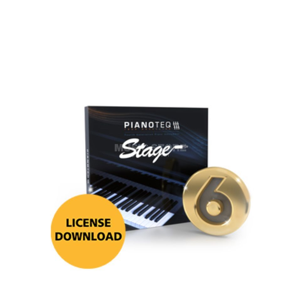 Modartt Pianoteq 6 Stage License Code Product Image