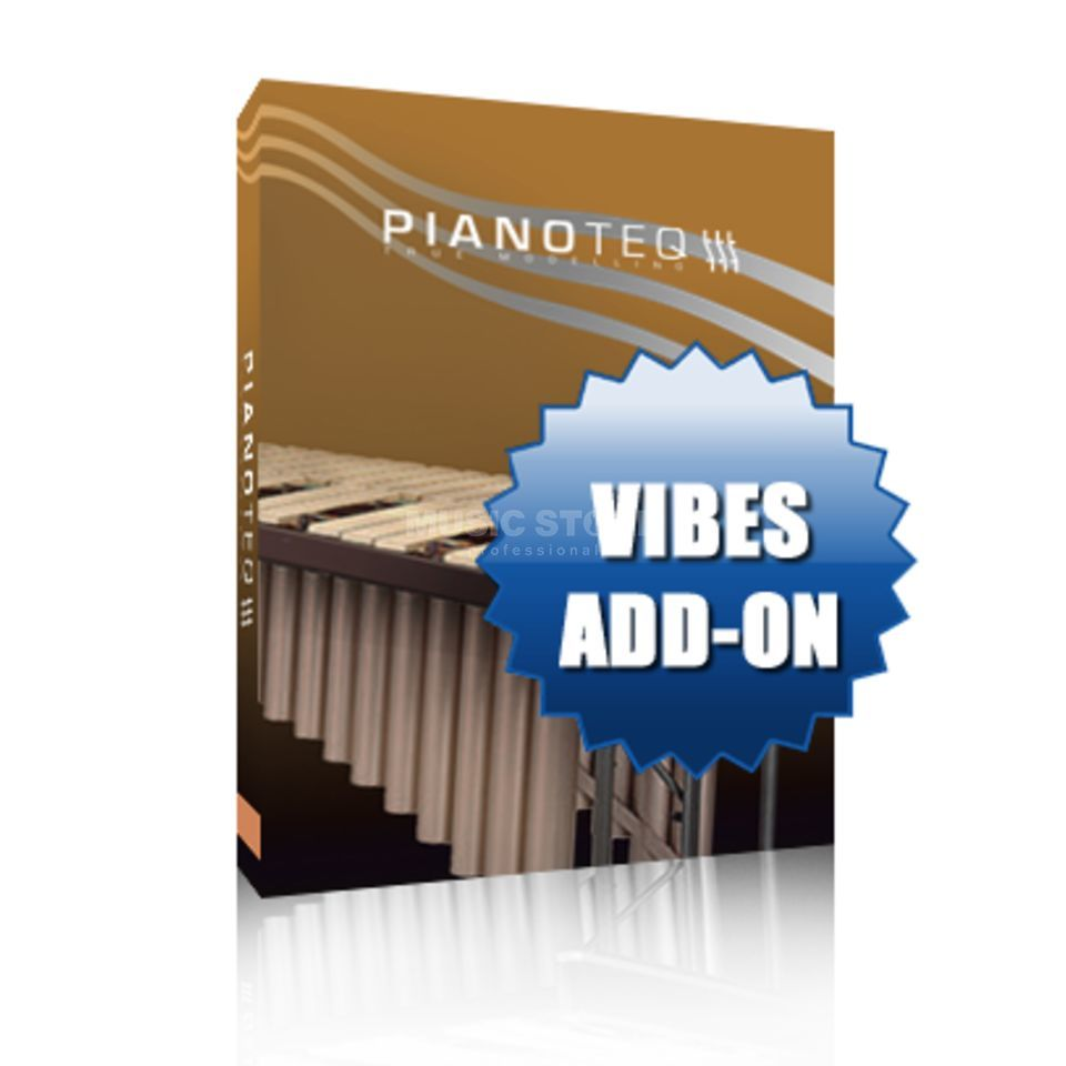 Modartt Vibes Add-On Expansion for Pianoteq 3 & 4 Produktbillede