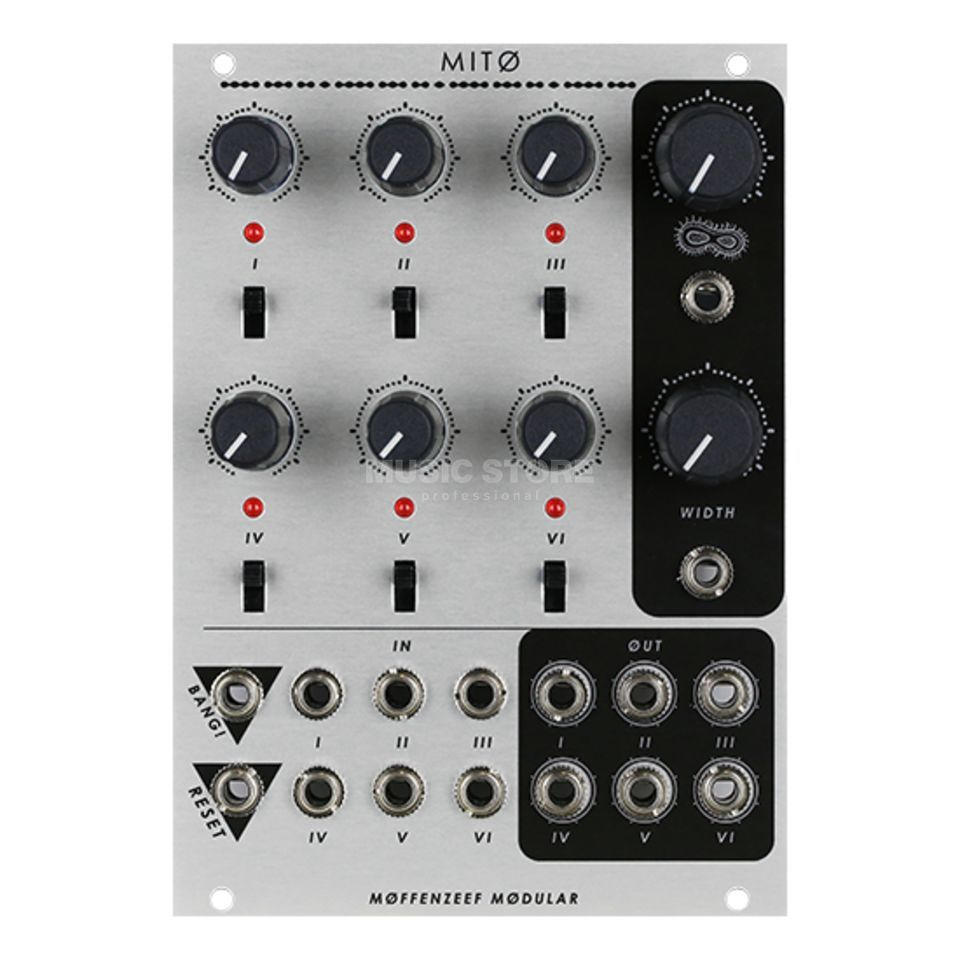 Moffenzeef Modular MITO Product Image