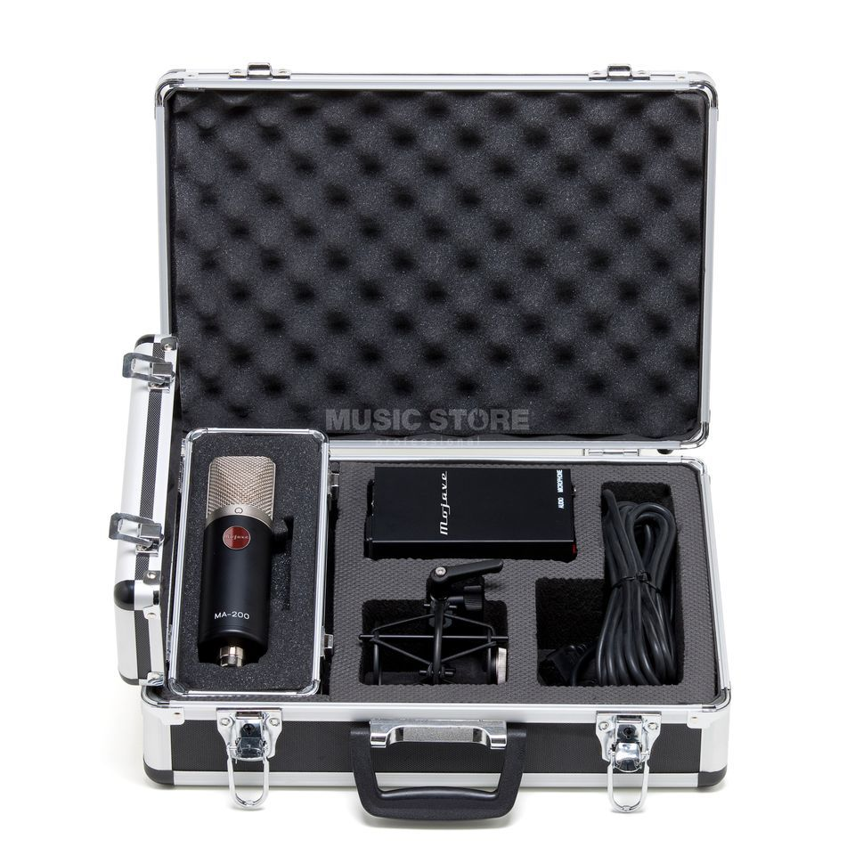 Mojave  MA-200 Condenser Tube Microphone Produktbillede