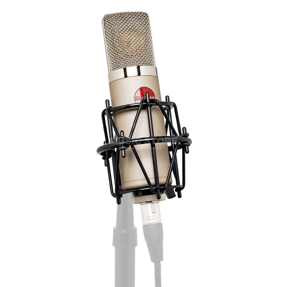 Mojave MA 300 Tube Microphone Omnidirect. Produktbillede