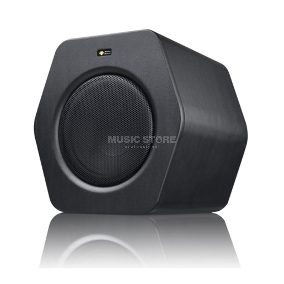 "Monkey Banana Turbo 10s schwarz 10"" Subwoofer, active Produktbillede"
