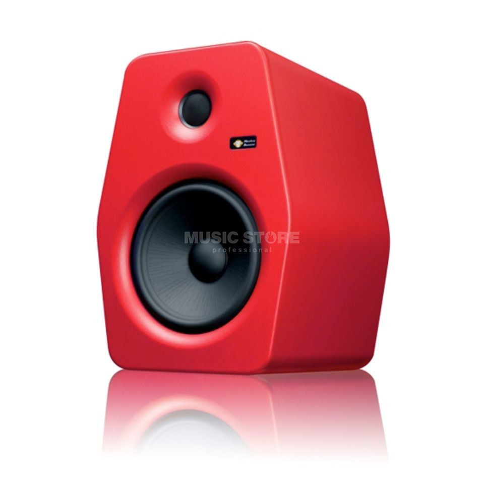 Monkey Banana Turbo 8 red 2-way Studio Monitor active Produktbillede