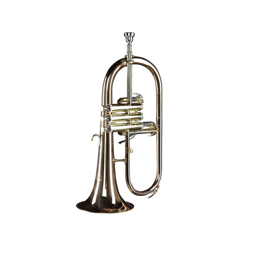 Monzani MZFH-333 Flugelhorn Copper Product Image