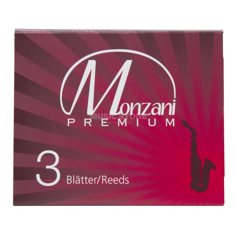 Monzani Premium Bb-Clarinet 2.0 Boehm, Box of 3 Изображение товара
