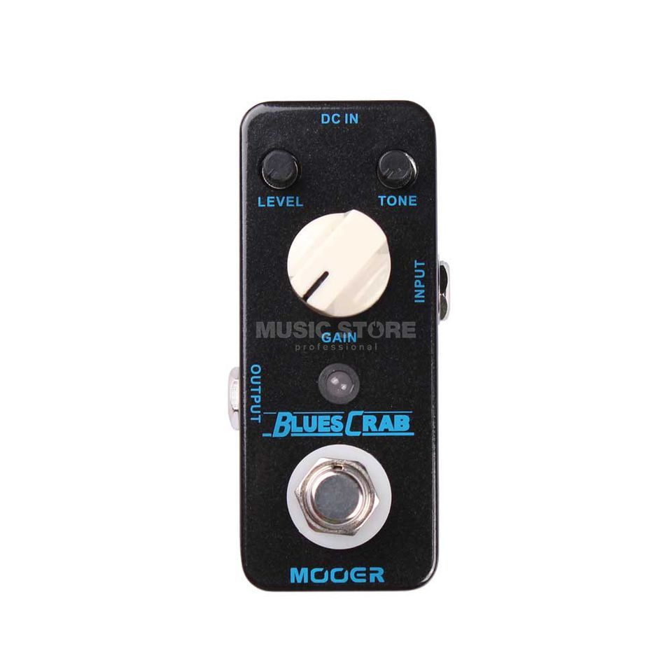 Mooer Audio Blues Crab Overdrive Produktbild