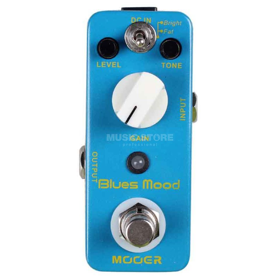 Mooer Audio Blues Mood Overdrive Produktbild