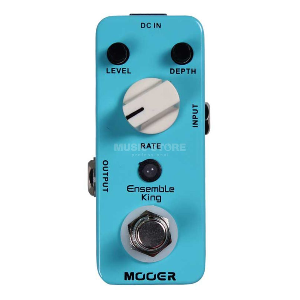 Mooer Audio Ensemble King Chorus  Produktbillede