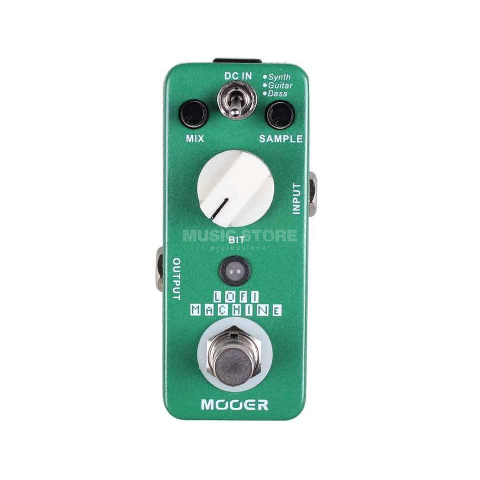 Mooer Audio Lofi Machine Sample Reducer Product Image