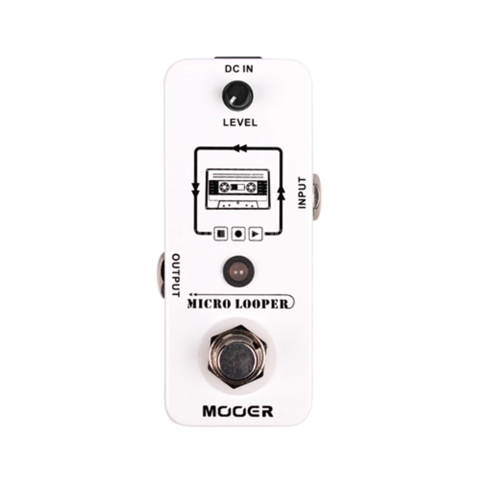 Mooer Audio Micro Looper Product Image